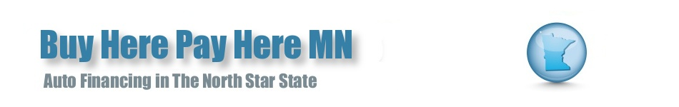 Buy Here Pay Here MN • In House Financing Minnesota